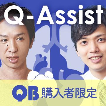 Q-Assist 内科・外科【QB購入者限定】